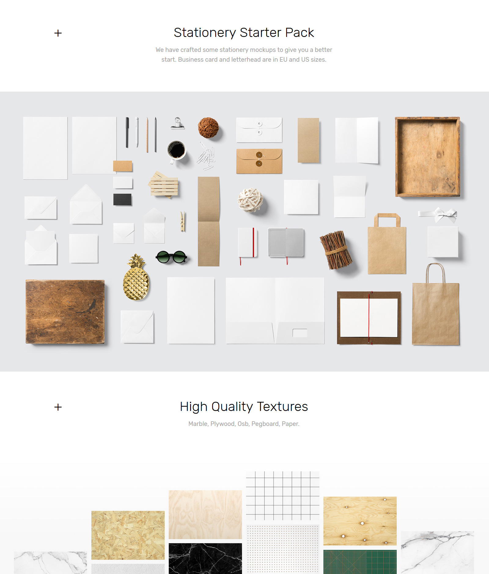 Floral Mockups Stationery Pack In Stationery Mockups On Yellow