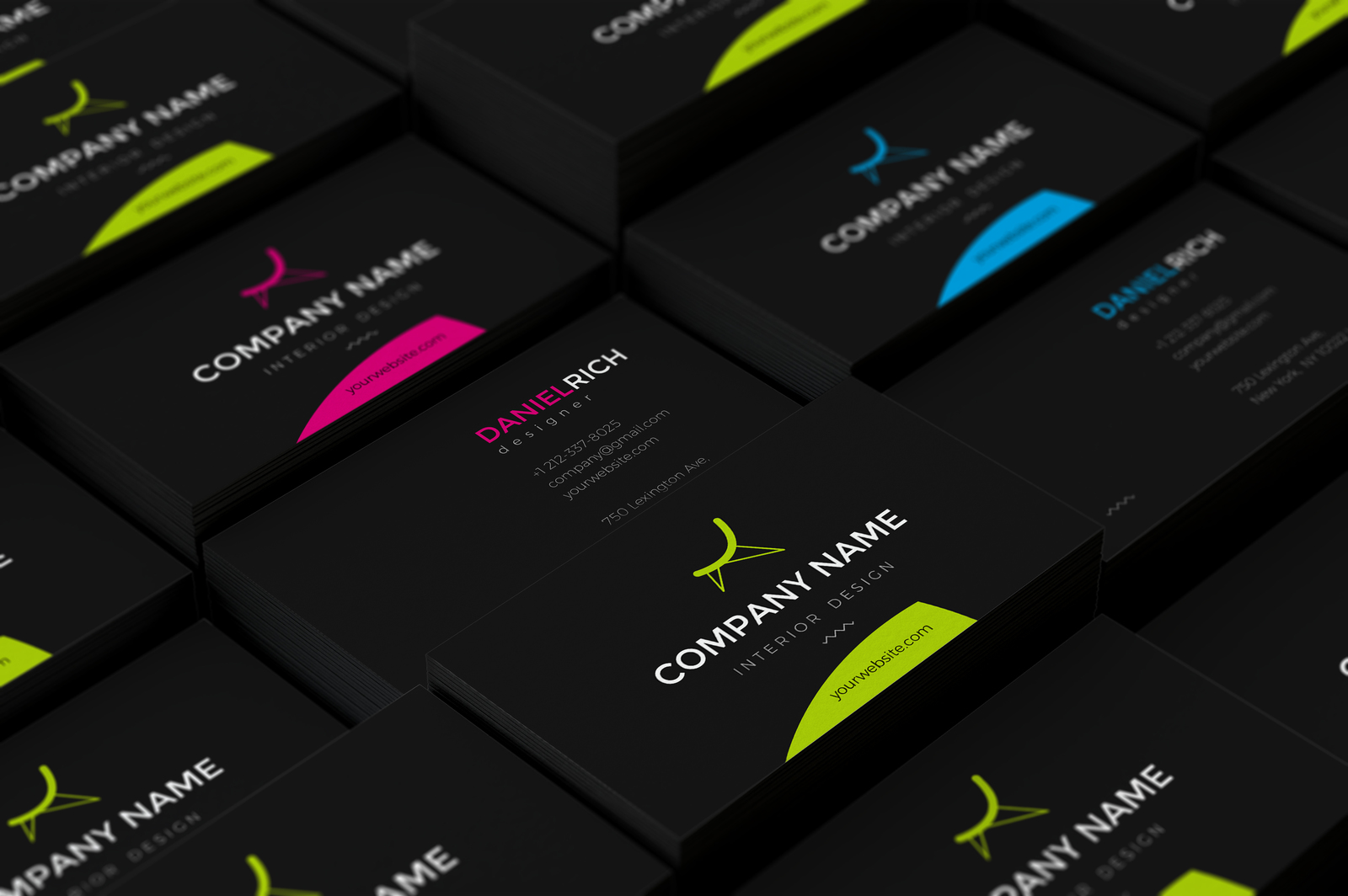 Daniel Business Card Template
