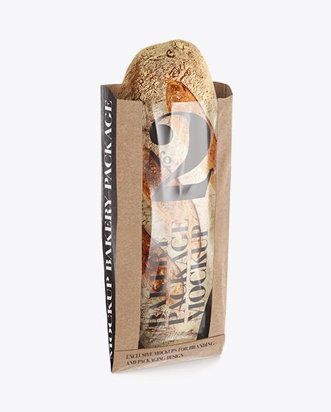 Download Bread Packaging Mockup Psd PSD - Free PSD Mockup Templates