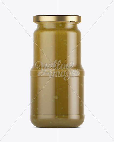 Download Apple Jam Jar Mockup In Jar Mockups On Yellow Images Object Mockups Yellowimages Mockups