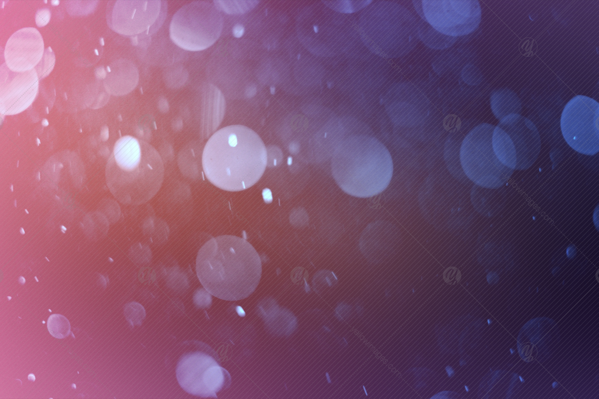 Bright Bokeh Overlays V2