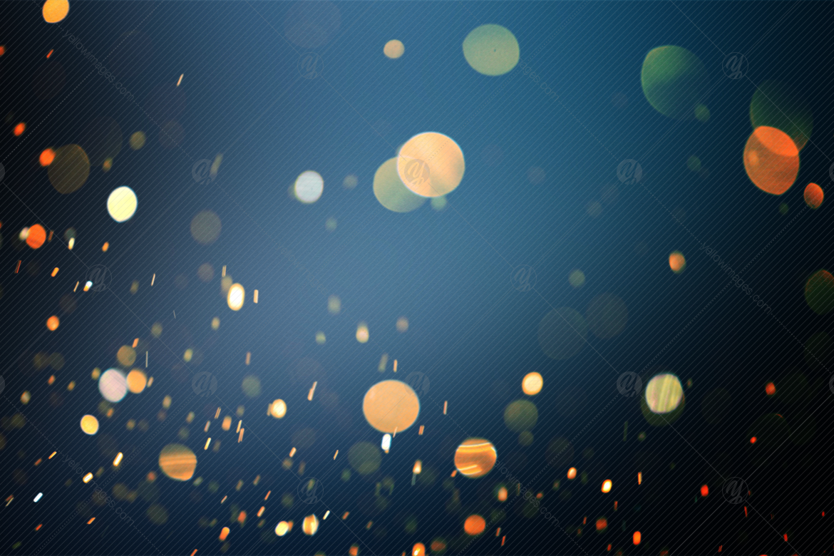 Bright Bokeh Overlays V3