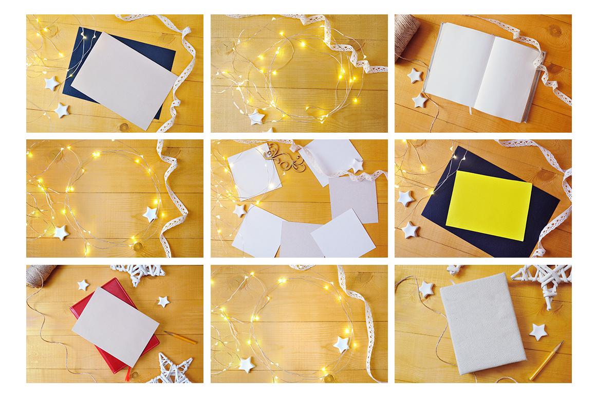 Christmas Mock Up Photos Collection 3