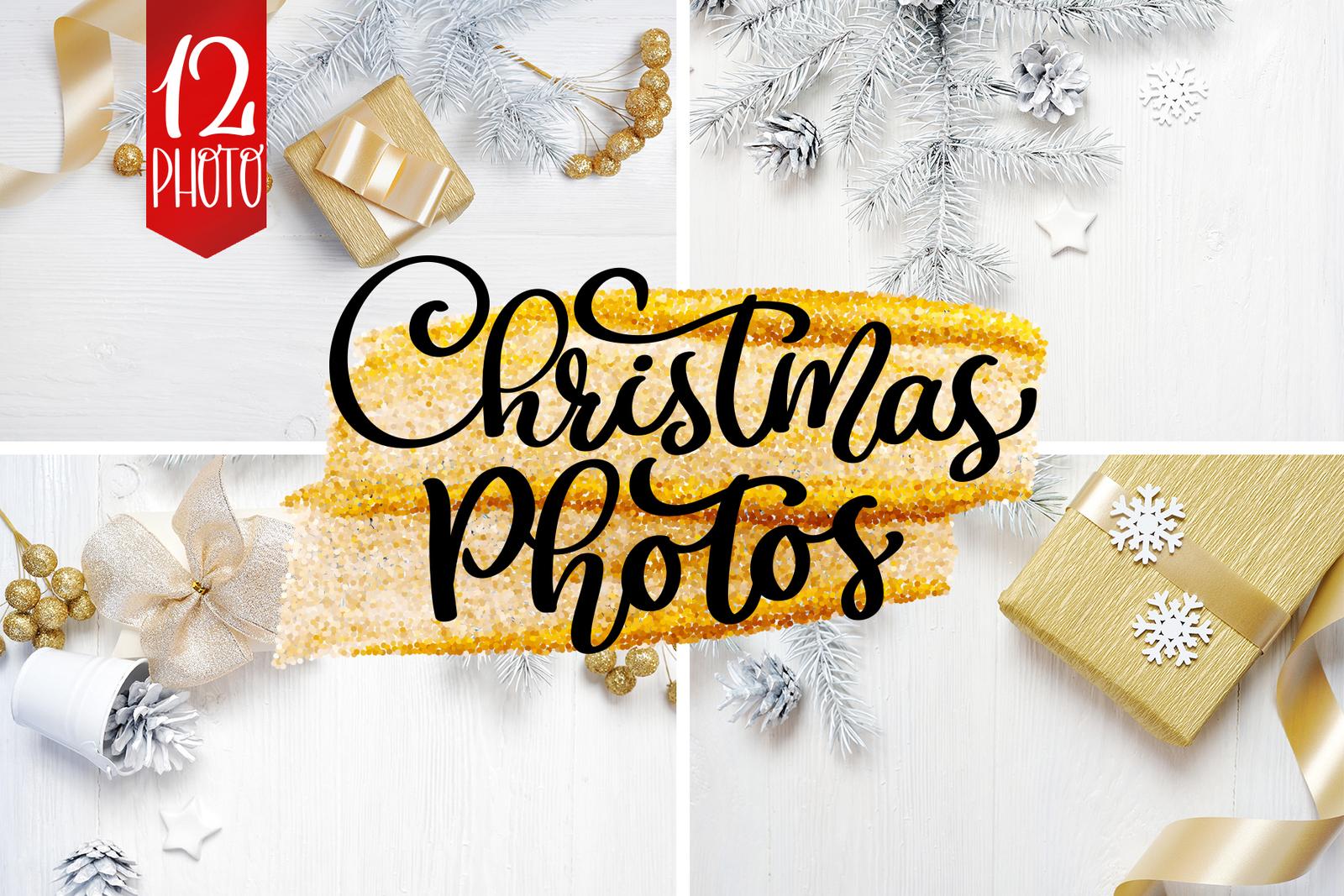 Christmas Photos Set