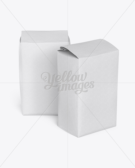 Download Two Paper Flour Bags Mockup Free Mockups