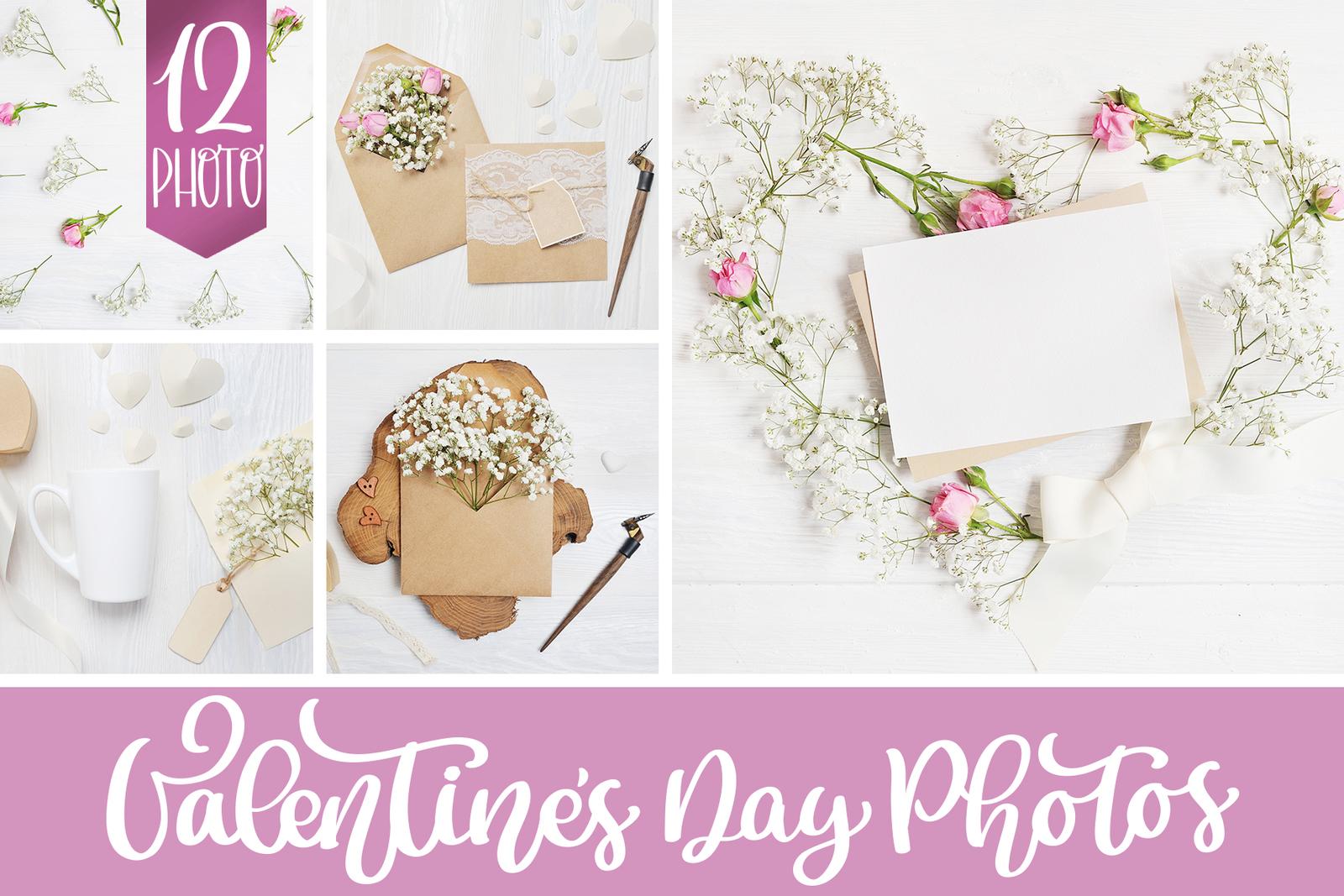 Valentine`s Day photos