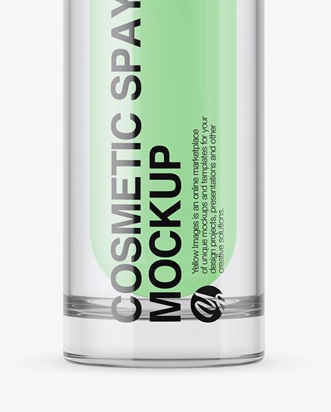 Download Spray Bottle Mockup Free Download PSD - Free PSD Mockup Templates