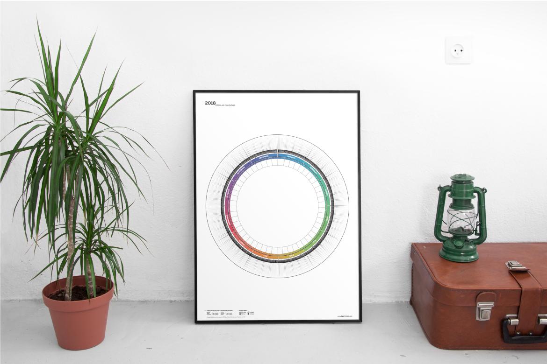 Circular 2018 Calendar