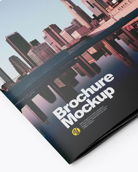 Download Square Booklet Mockup Free Psd PSD - Free PSD Mockup Templates