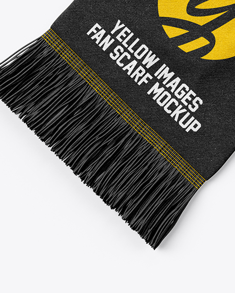Download Scarf Mockup Free Psd Yellowimages