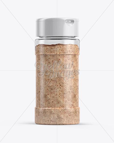 Spiced Salt Jar Mockup