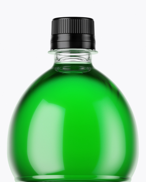Download 15l Clear Plastic Green Drink Bottle Mockup PSD - Free PSD Mockup Templates