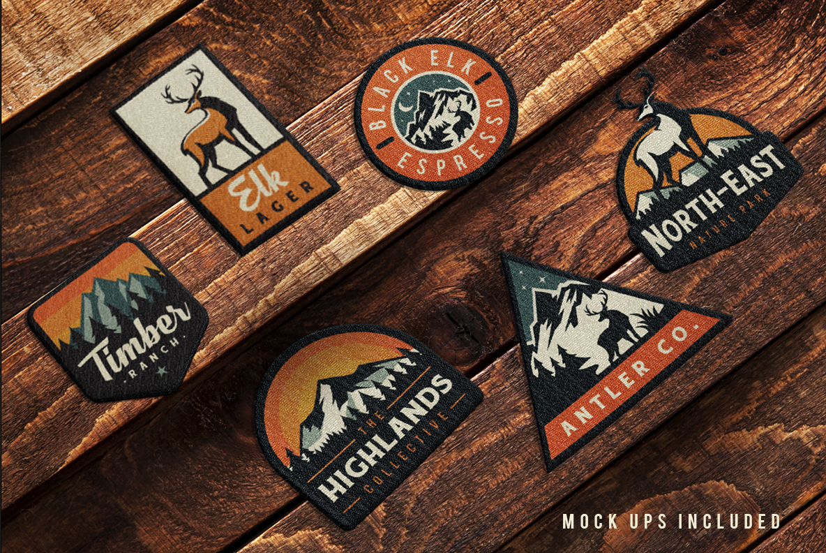 Adventure Badge Logos