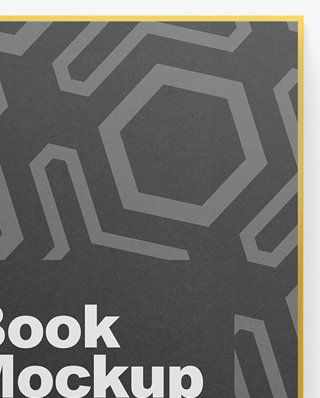 Download Opened Hardcover Book Mockup Top View In Stationery Mockups On Yellow Images Object Mockups PSD Mockup Templates