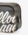 Bag Mockup - Half Side View (High-Angle Shot)