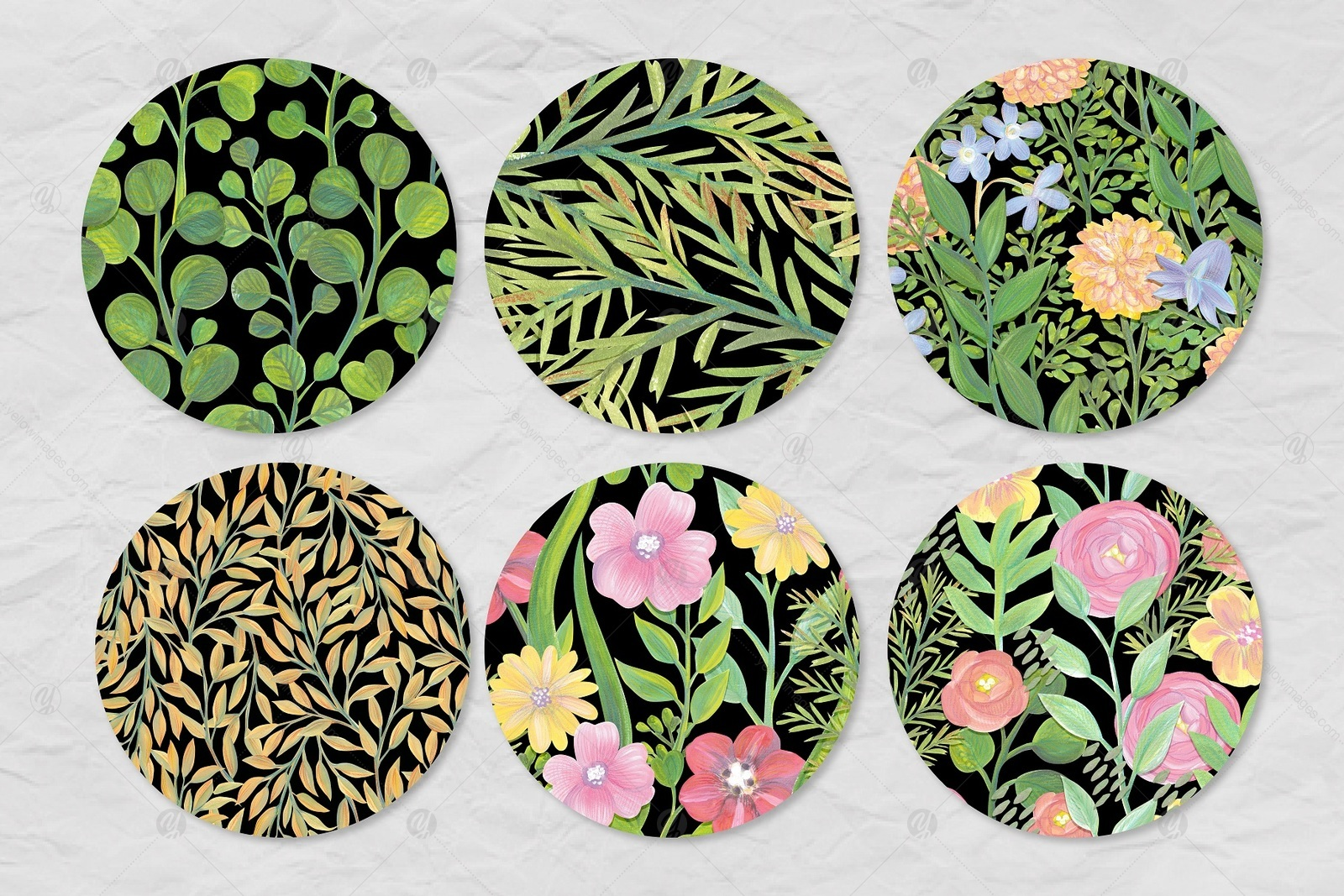 Floral Collage Creator