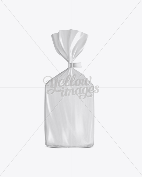 Small Plastic Bag With Clip For Bread
