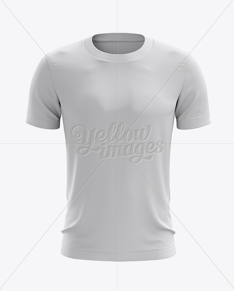 Download Crew Neck Soccer T Shirt Mockup Front View In Apparel Mockups On Yellow Images Object Mockups Yellowimages Mockups