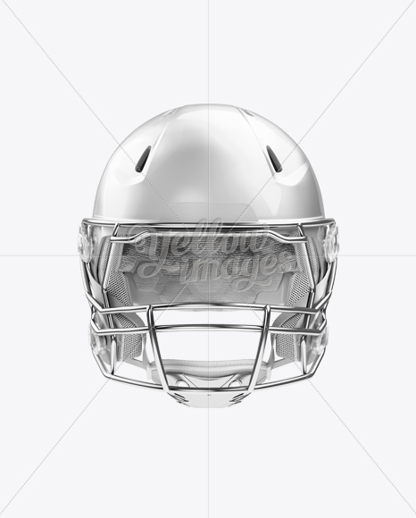 Download American Football Helmet Mockup Back Halfside View Yellowimages