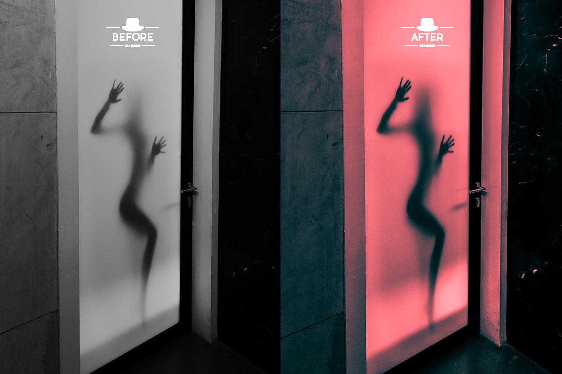100+ Duotone Lightroom Presets