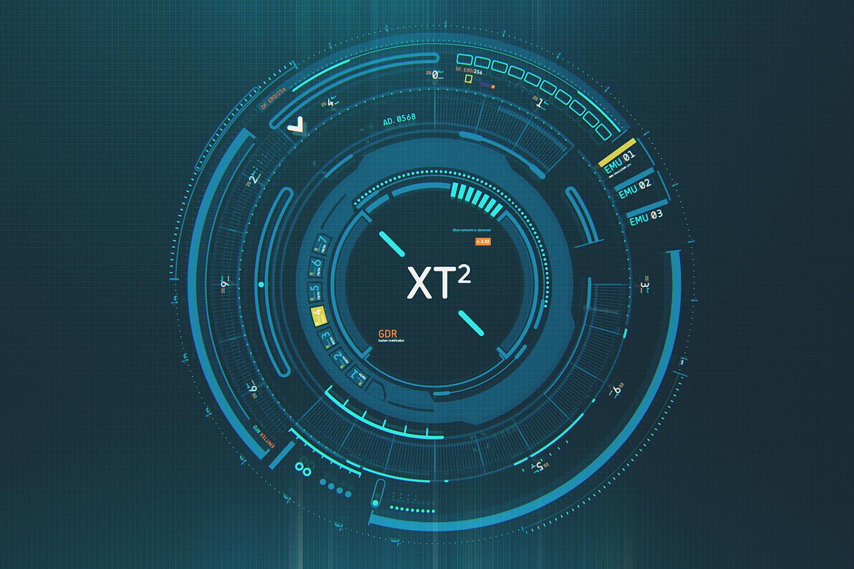 HUD Interface elements XT2