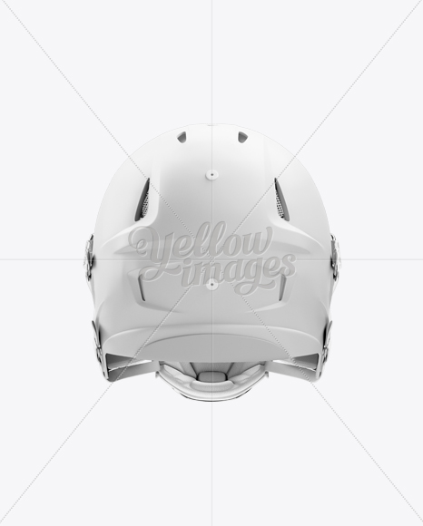 Download American Football Mockup Back View Yellowimages
