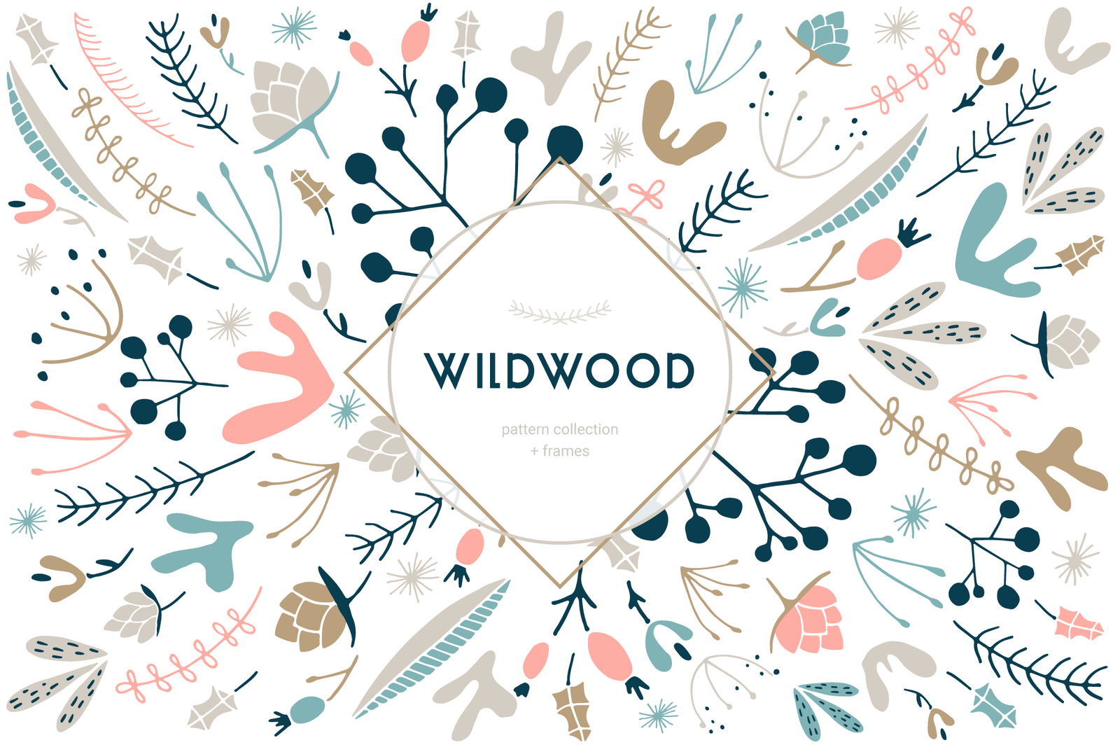 Wildwood pattern collection