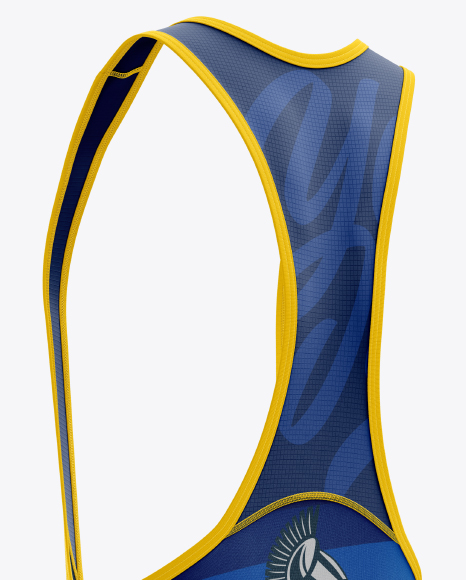 Download Mens Cycling Bib Shorts Mockup Back Half Side View Yellowimages