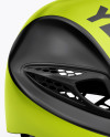 Cycling Helmet Mockup - Half Side View