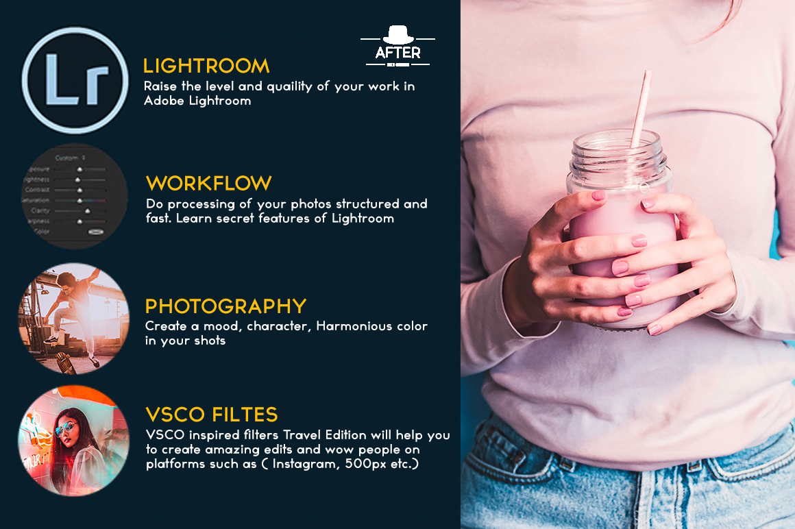 VSCO Bundle - Lightroom Presets