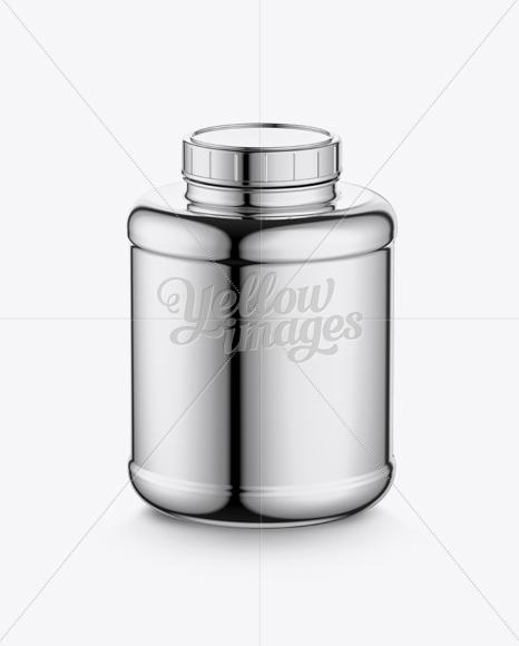 Cosmetic Bottle Mockup Hero Shot