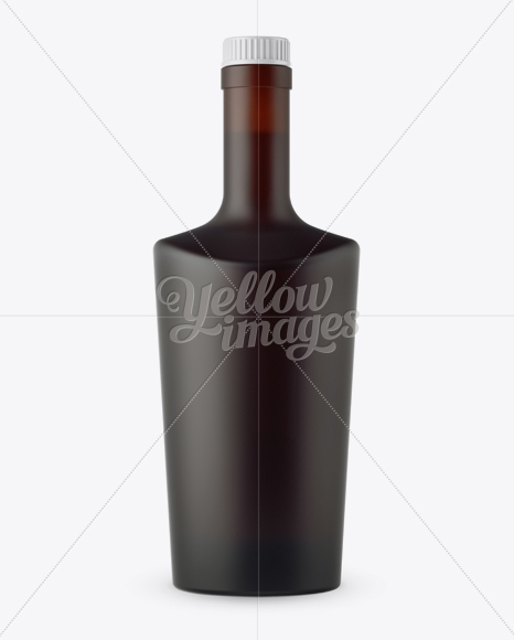 Download Matte Spray Bottle Mockup Front View PSD - Free PSD Mockup Templates