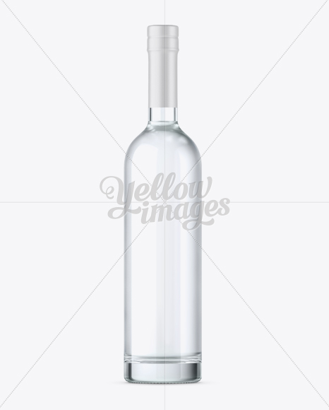 Download Vodka Bottle Mockup Front View In Bottle Mockups On Yellow Images Object Mockups PSD Mockup Templates