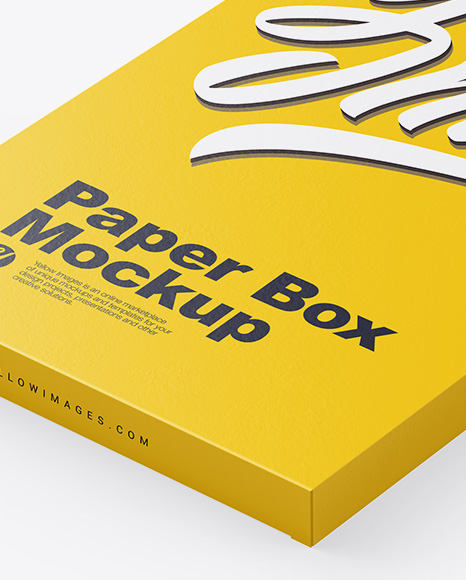 Download Two Pizza Paper Boxes Mockup Half Side View PSD - Free PSD Mockup Templates