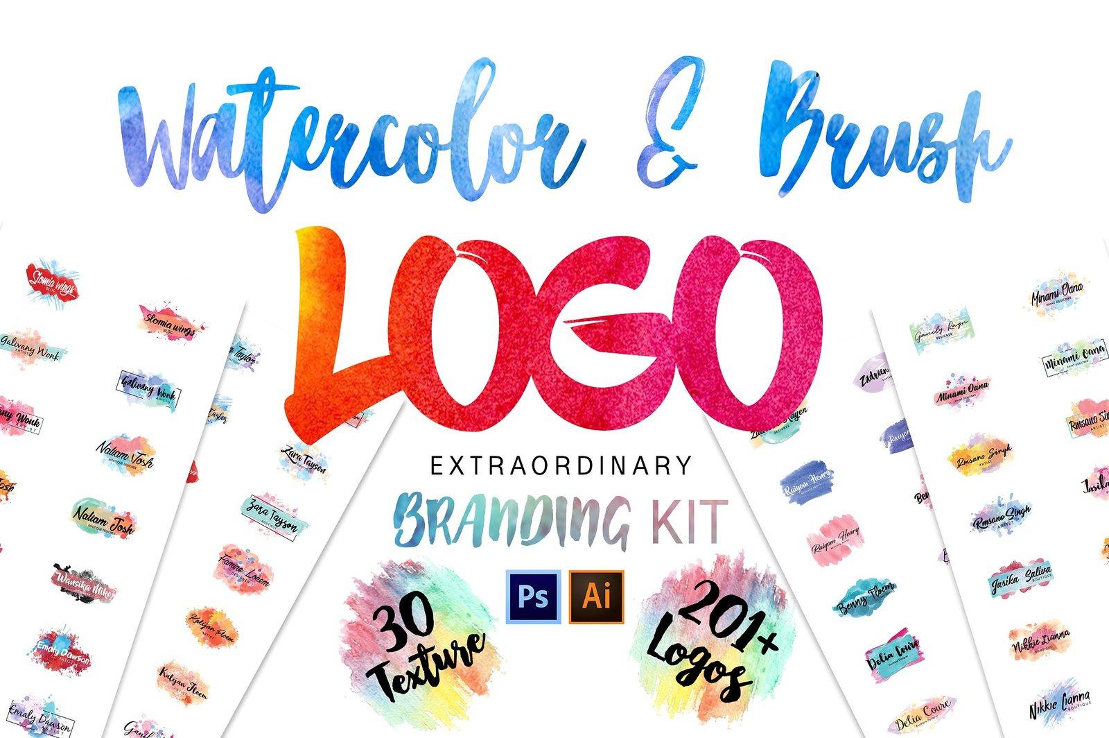 1400 Logos Mega Bundle Pack