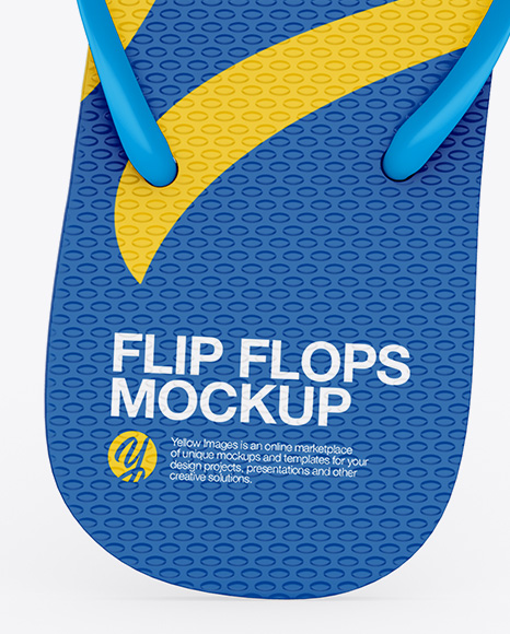 Download Flip Flops Mockup Free Yellowimages
