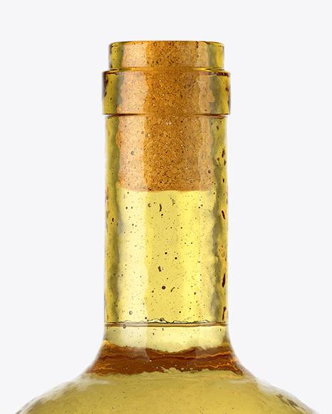 Antique Bottle Mockup