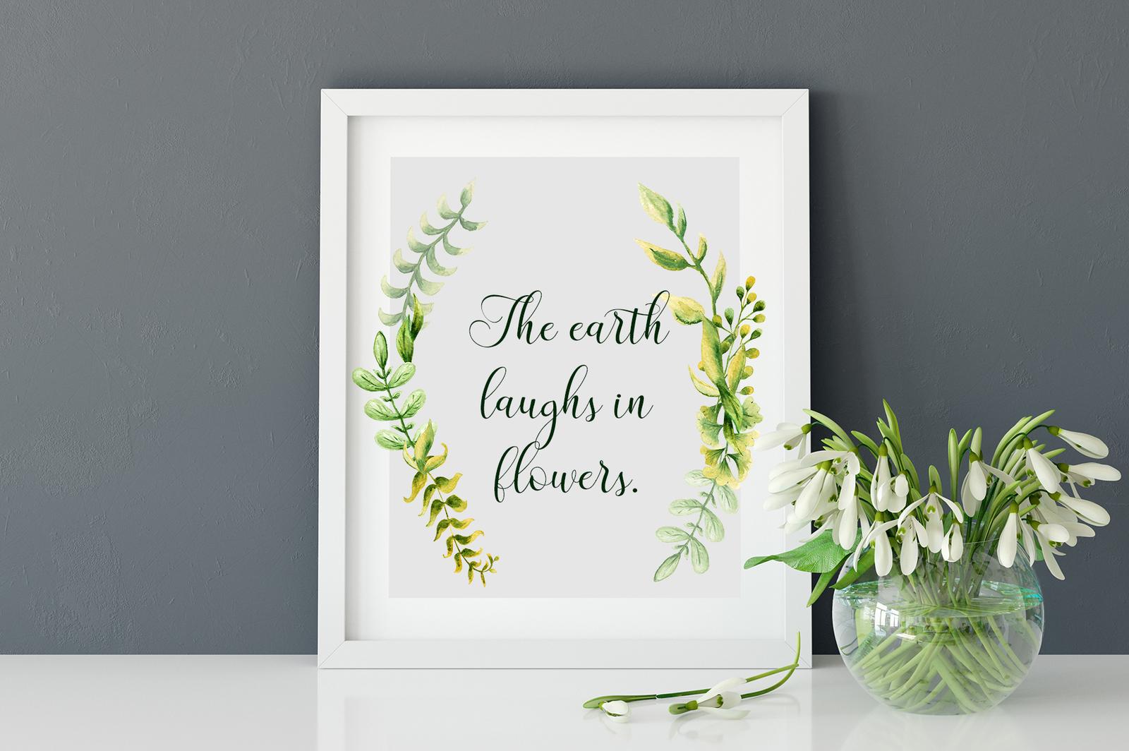 Herbaceous Greens-watercolor set