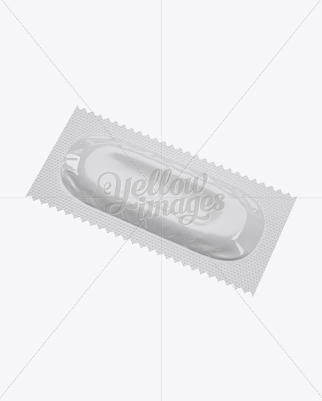 Download Metallic Three Condom Packaging Mockup PSD - Free PSD Mockup Templates