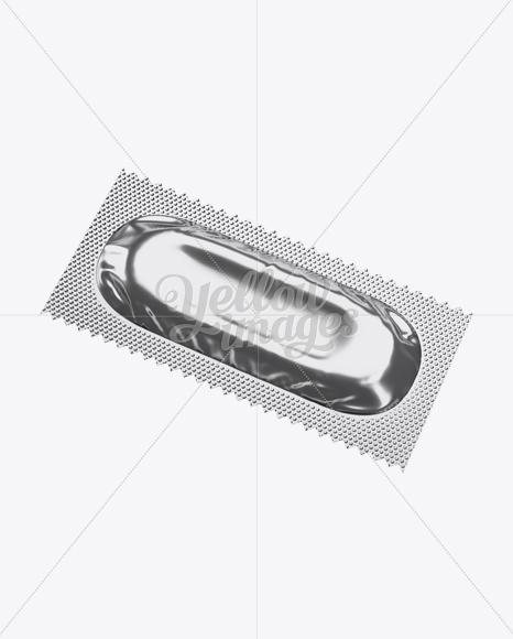 Download Kraft Paper Condom Packaging Mockup PSD - Free PSD Mockup Templates