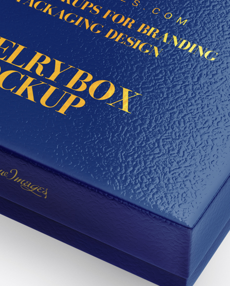 Download Two Textured Boxes With Label Mockup Top View PSD - Free PSD Mockup Templates