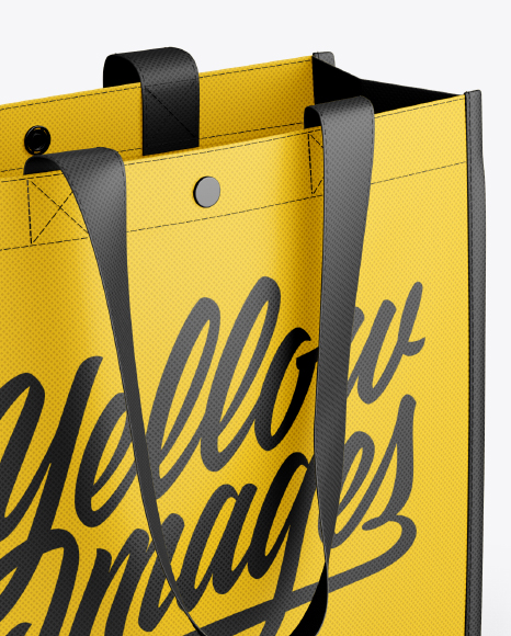 Download Cosmetic Bag Mockup Half Side View Yellowimages