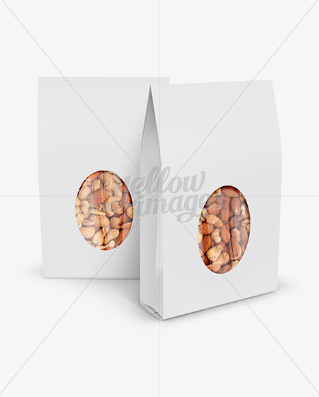 Download Metallic Stand Up Pouch Zipper Mockup Front View PSD - Free PSD Mockup Templates