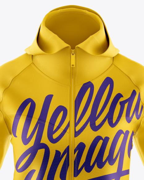 Women's Sport Suit Mockup - Front View
