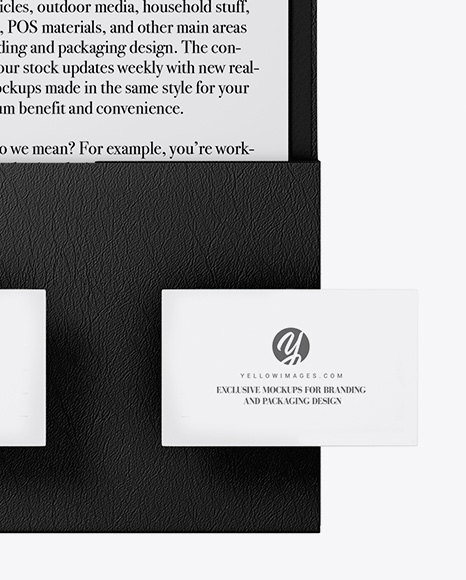 Free Download Mockup Business Card