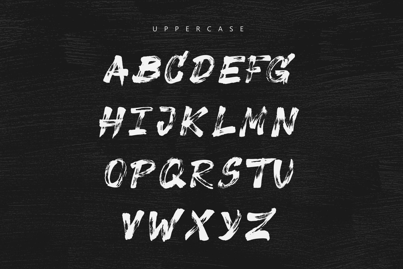 Shuher Handwritten Font