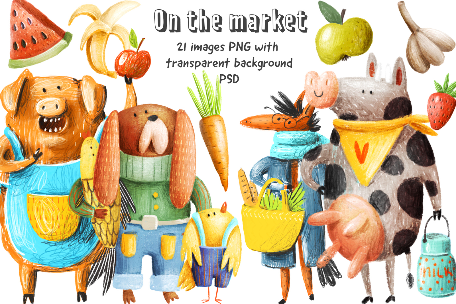 Set - On the market