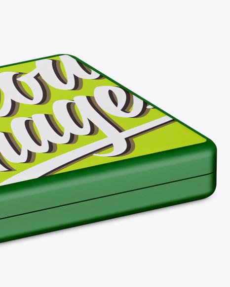 Matte Plastic Case Mockup
