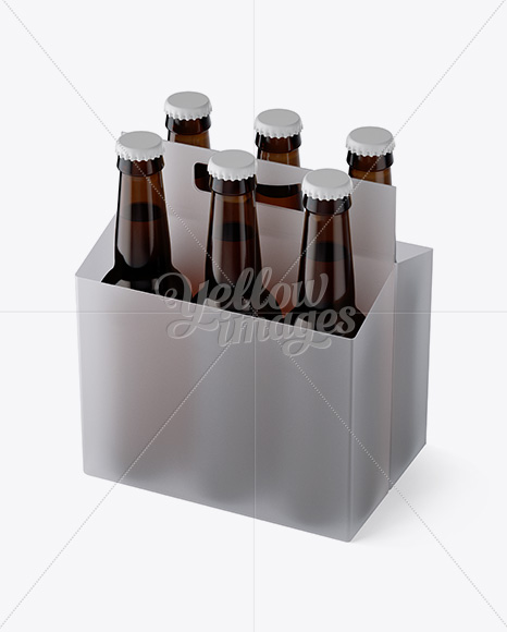 Download 6 Bottles Pack Mockup PSD - Free PSD Mockup Templates