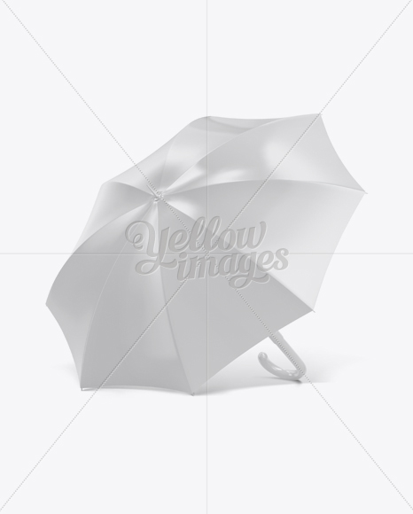 Download Open Umbrella Mockup Side View Yellowimages